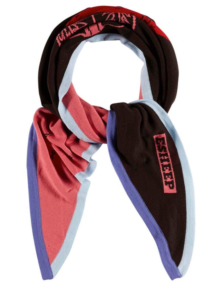 Cowboy boot triangle scarf, €137.00 at electronicsheep.com