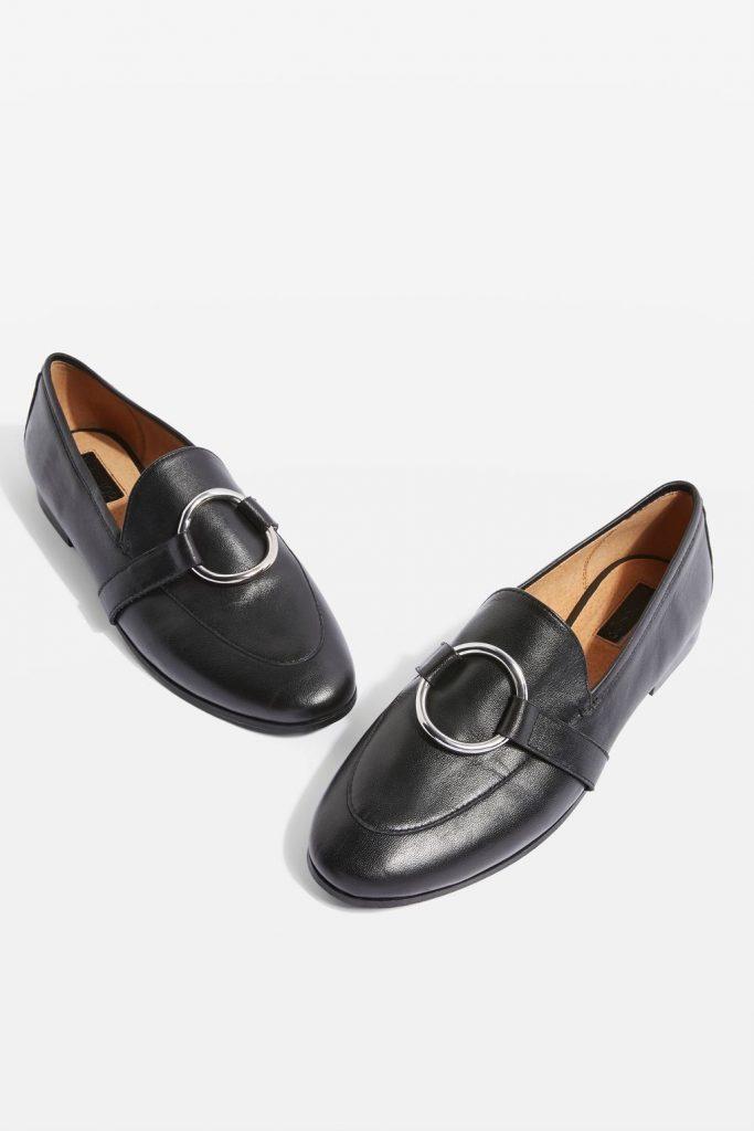 Kreme ring loafers, €34 at topshop.com