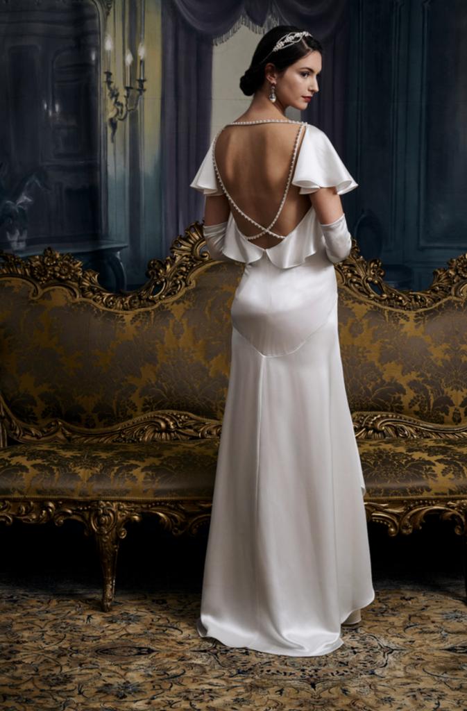 The Gigi dress by Eliza Jane Howell, available at sharonhoey.com