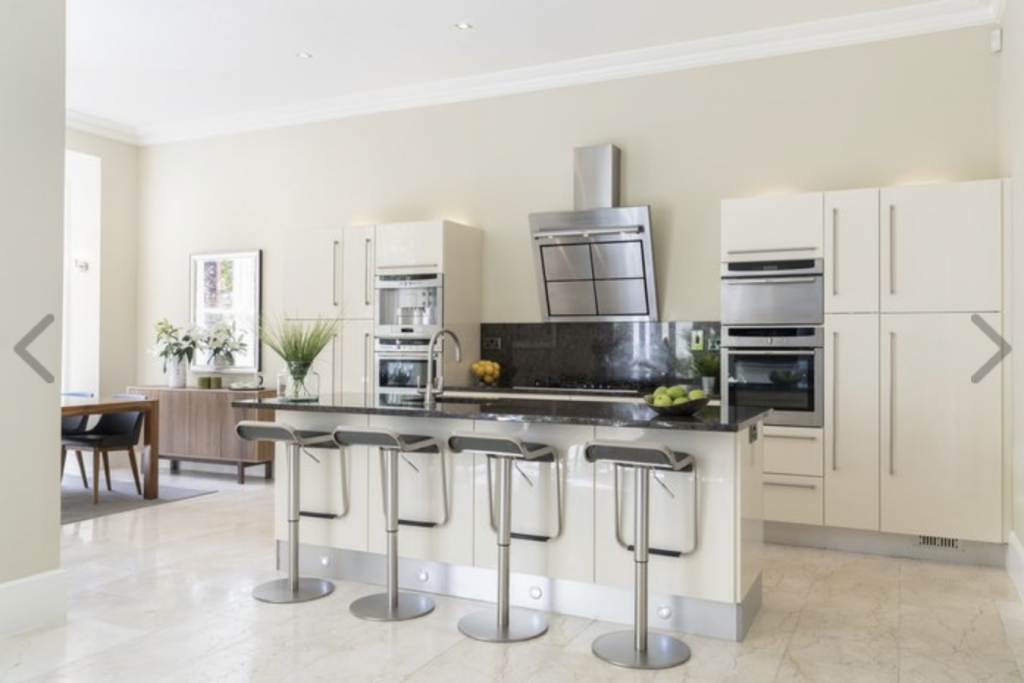 Clontarf house, dream kitchen