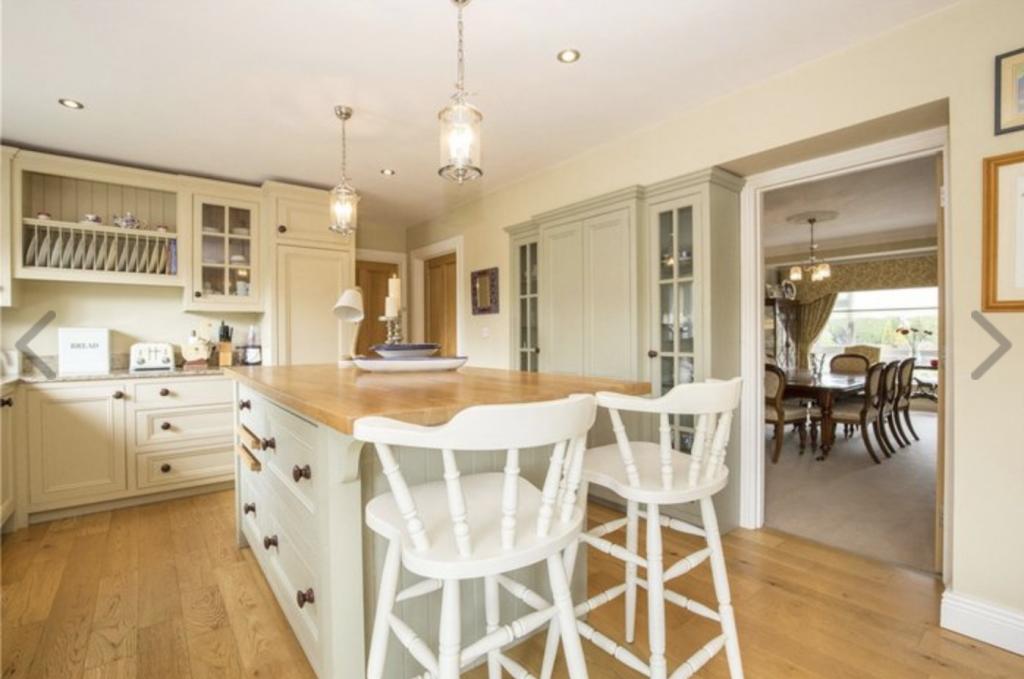 Castleknock house, kitchen