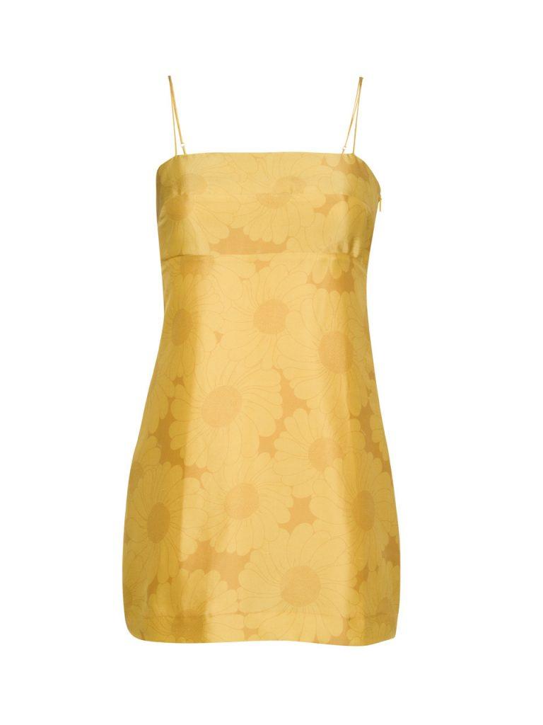 The Christy sunflower dress, €155.65