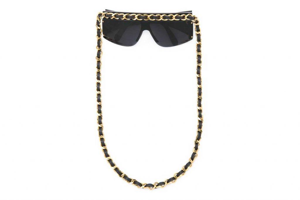 Vintage 1992 chain drop sunglasses, £1752.85 at etsy.com