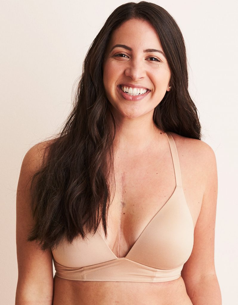 Real sunnielightly wired bra, €25.57. Source www.ae.com