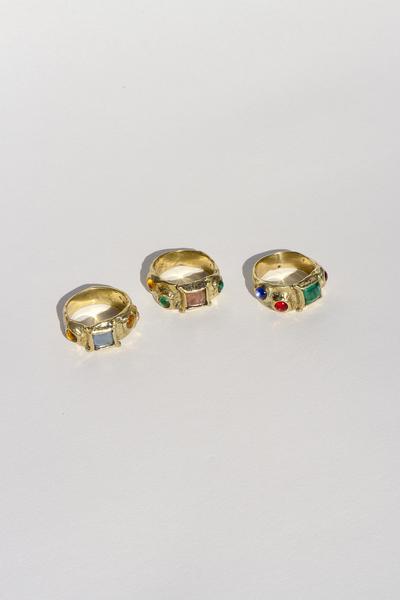 Suede ring, €157.83 at mondo-mondo.com