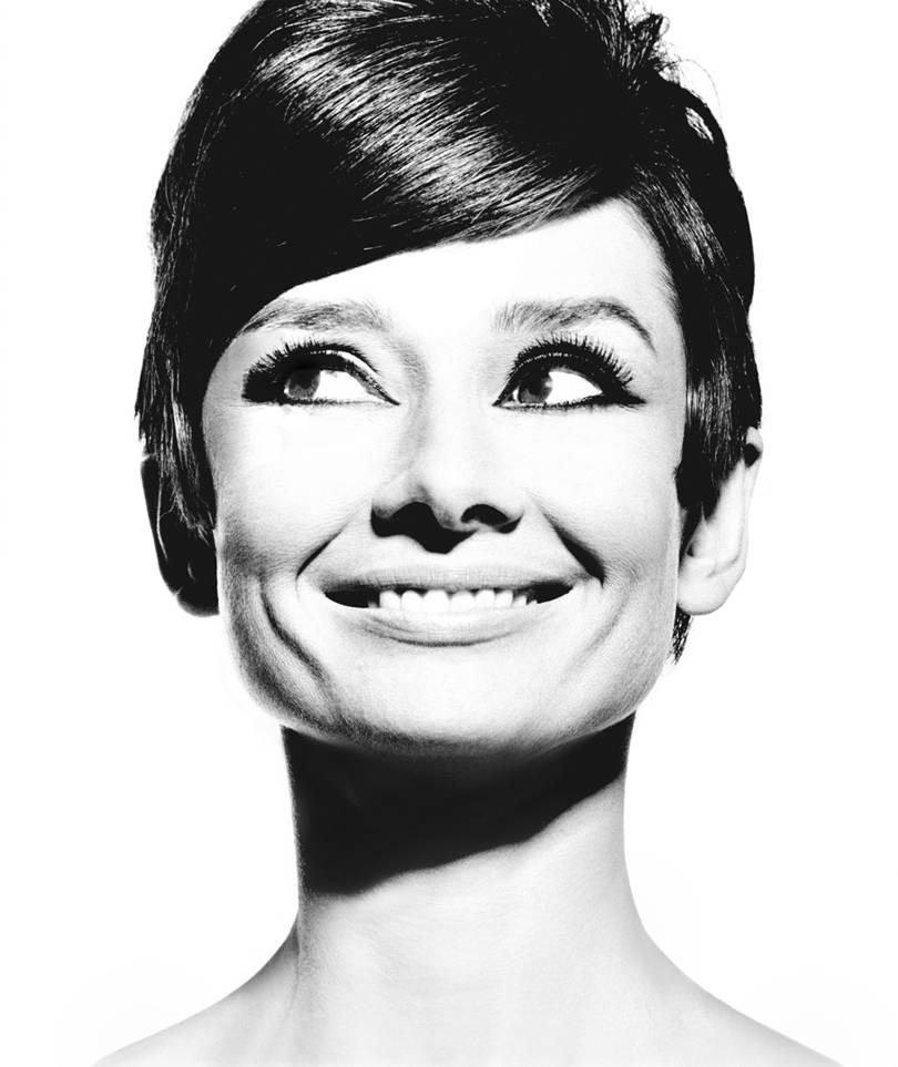 Audrey Hepburn in Paris by Douglas Kirkland, €2,239.73