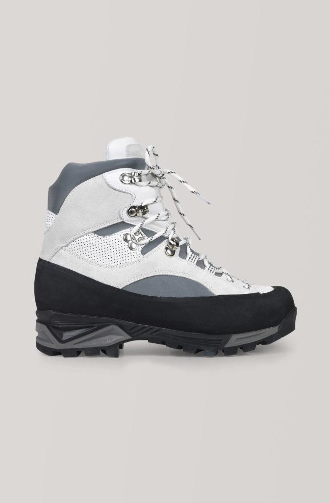 Sarai boots, €419 at ganni.com