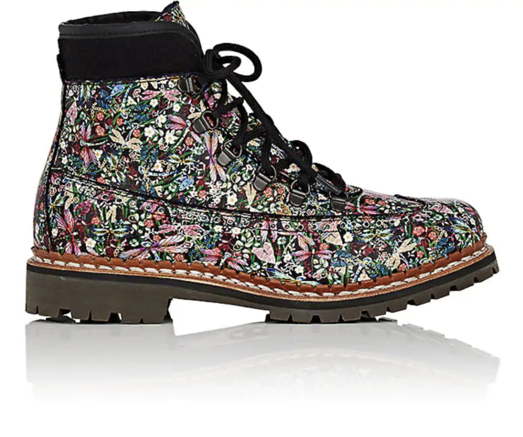 Bexley leather ankleboots by Tabitha Simmons, €174.36 at barneys.com