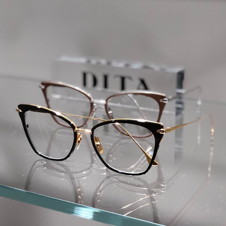 The'Dita' frame, available at opticadublin.com