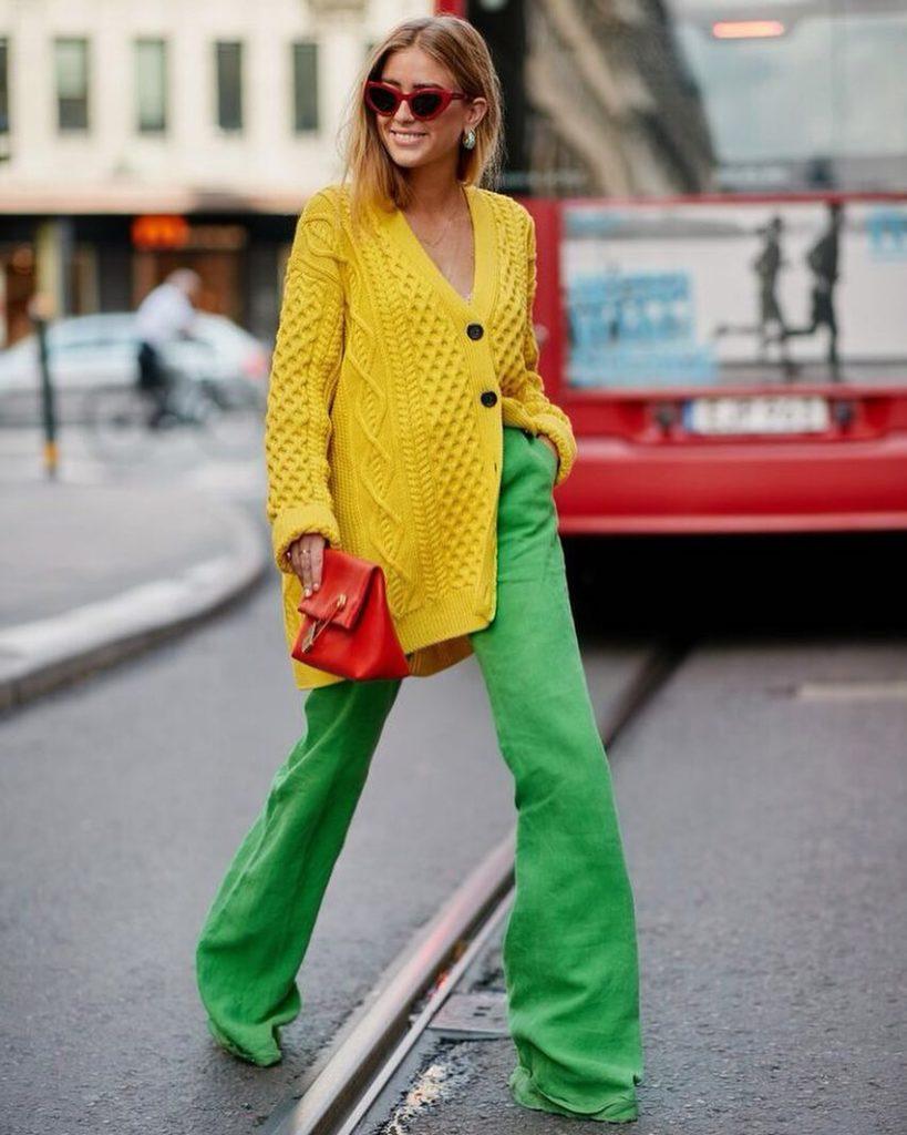 Emili Sindlev wearing Marc Jacobs, source @emilisindlev