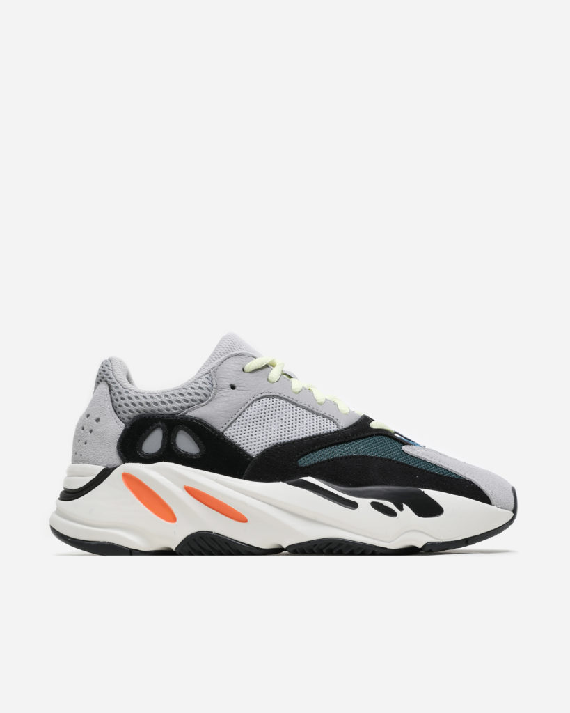 Adidas OriginalsYeezy Boost 700, €310 at nakdcph.com