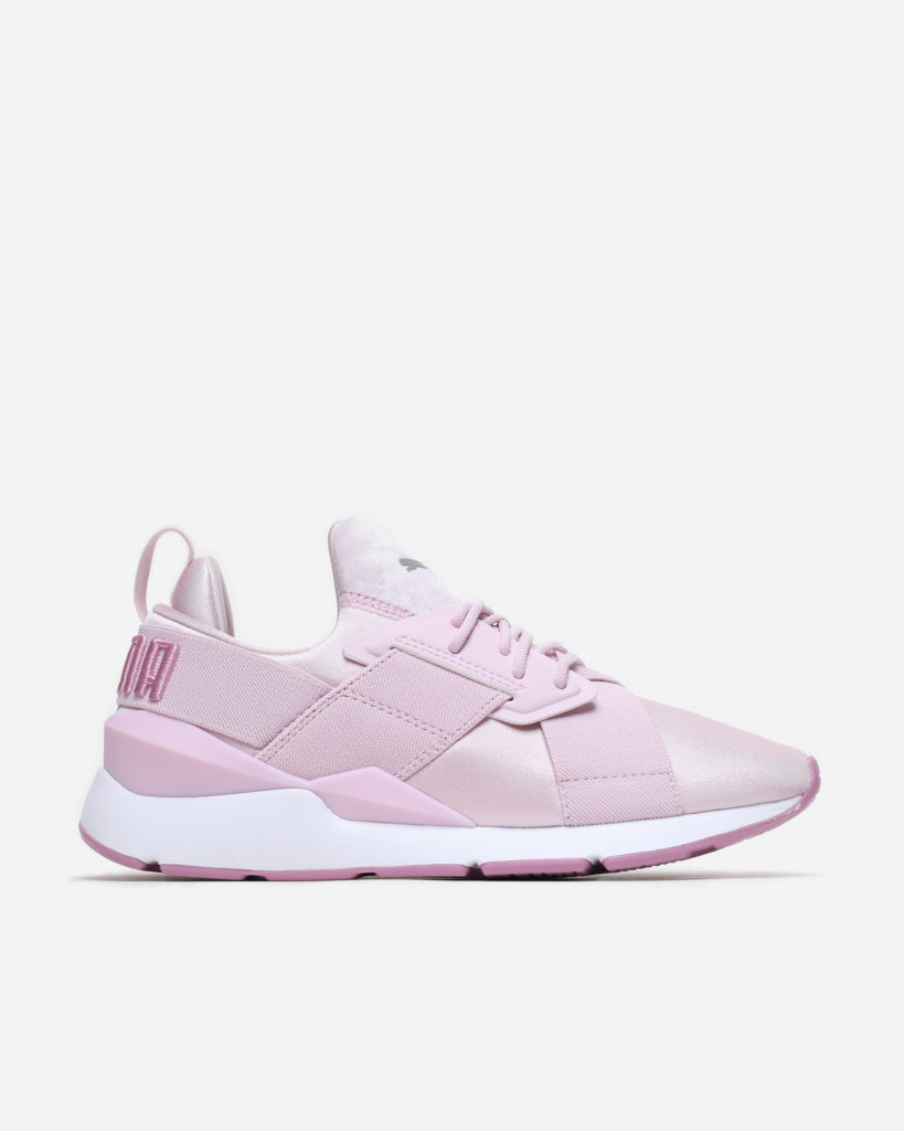 Puma En Pointe Muse Satin Women's Sneakers, €90 at puma.com