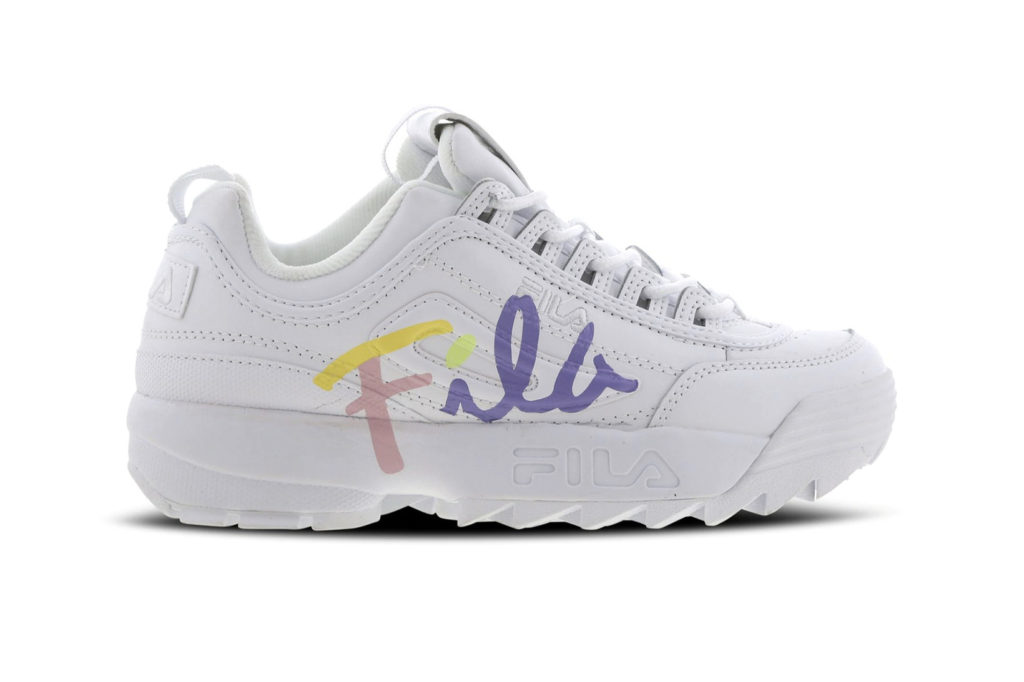 Fila Disruptor Low 2, €99.87 at footlocker.co.uk