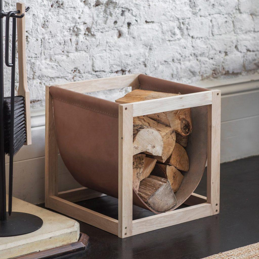 firewood holders