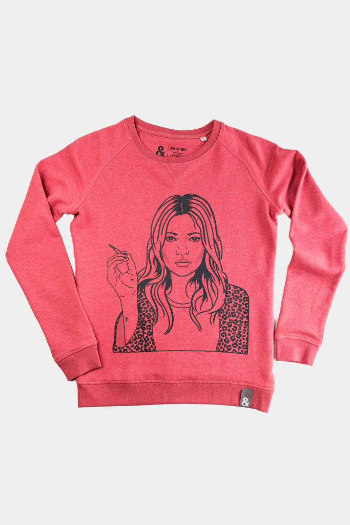 Kate Moss t-shirt, €145 at Jill&Gill