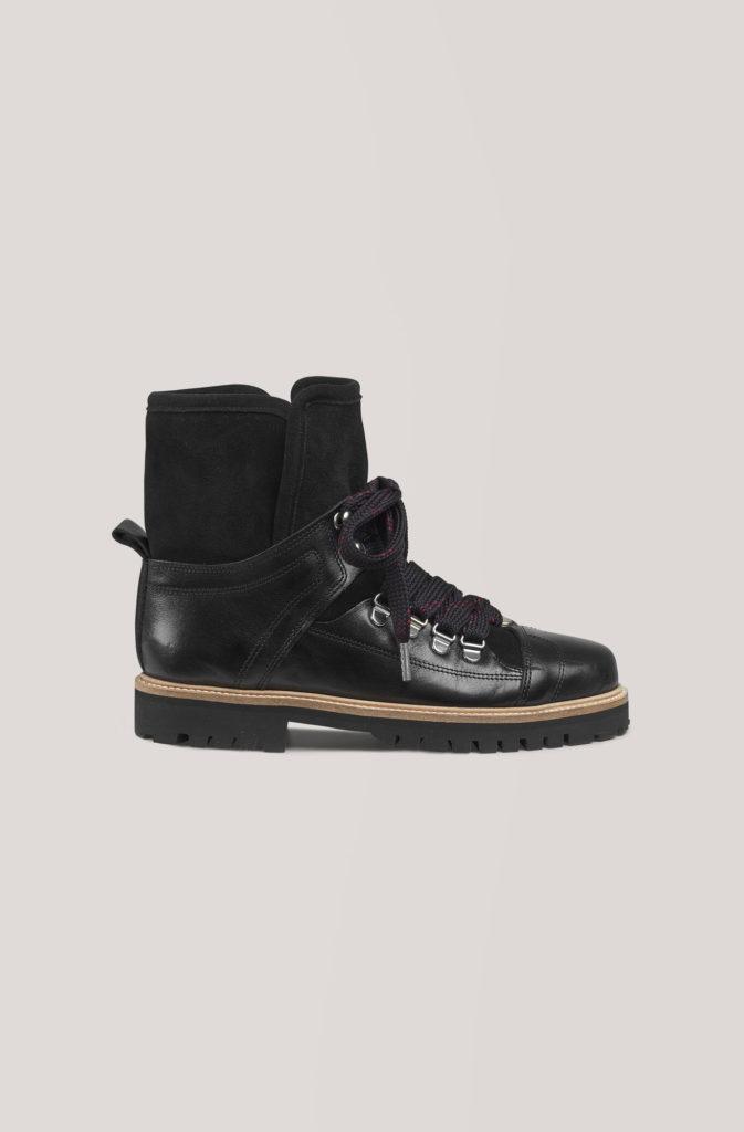 Edna boots, €349 at ganni.com