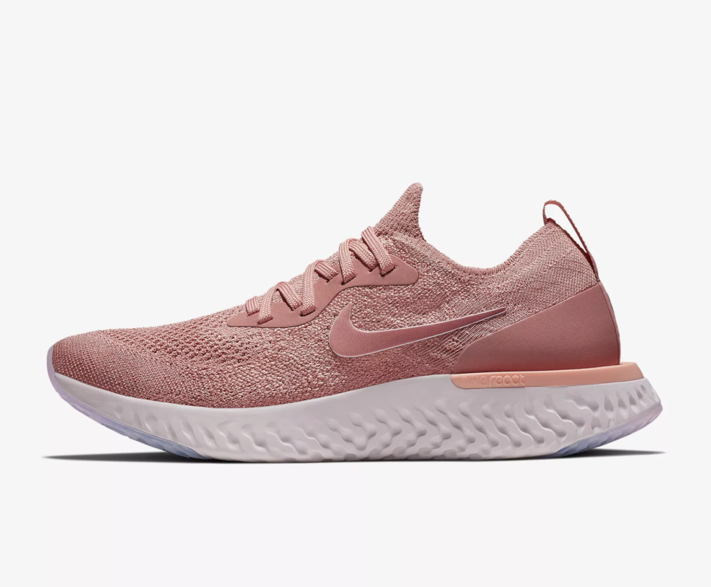 Nike Epic React Flyknit, €150 at nike.com