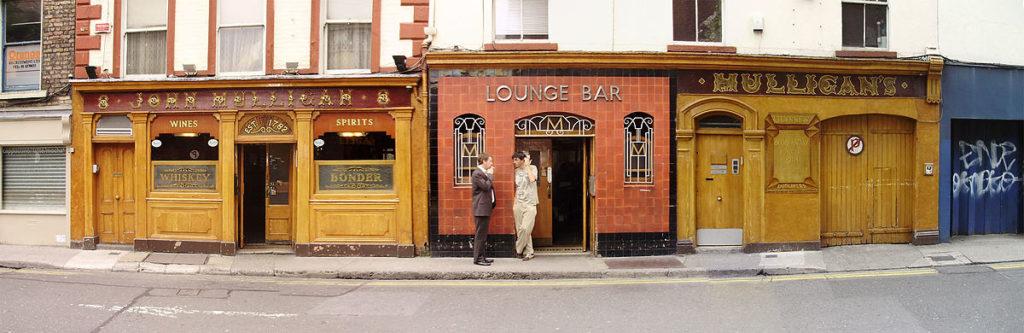 haunted pubs Dublin