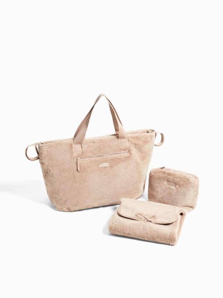 Maternity bag, €39.95 at zara.com