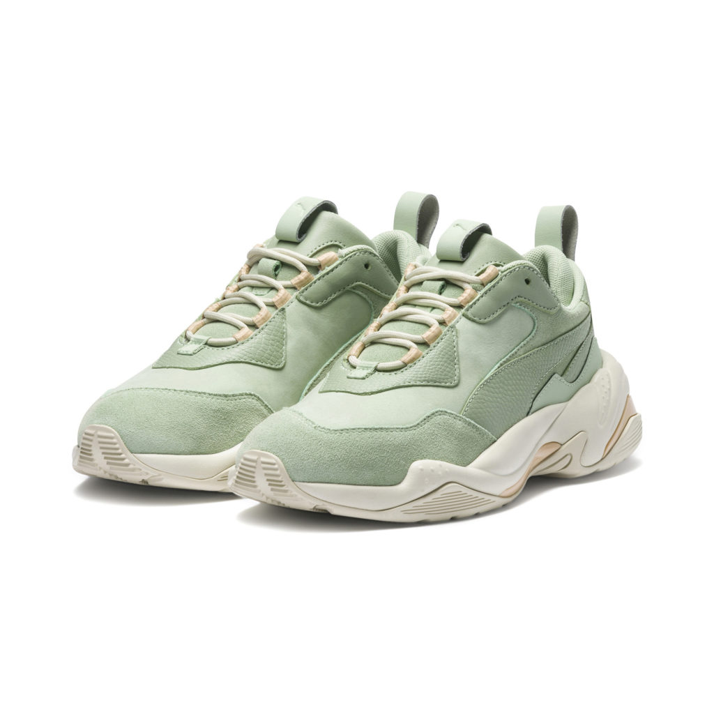 Thunder desert sneakers, €130 at puma.com