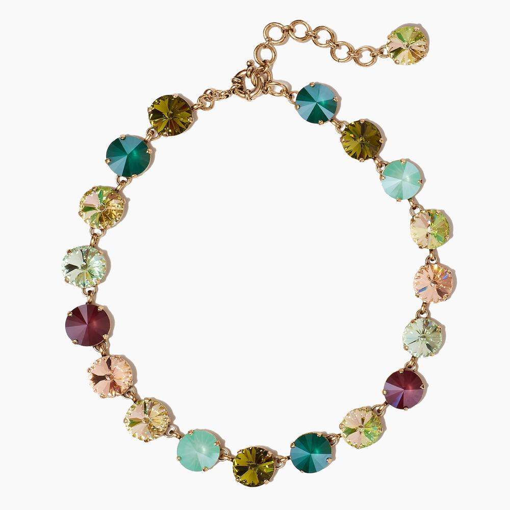Watercolour necklace, €315.58 at roxanneassoulin.com