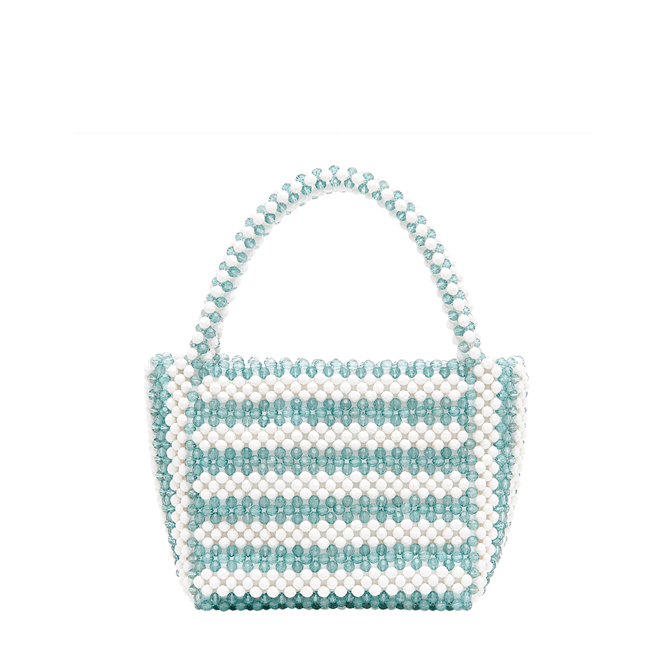 Mina beaded tote, €241.07 at loefflerrandall.com