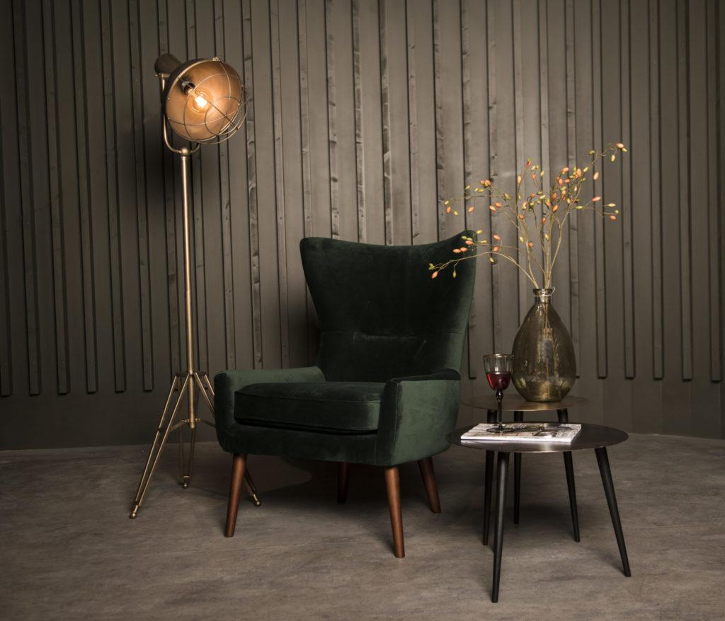 forest green sofa EZ Living