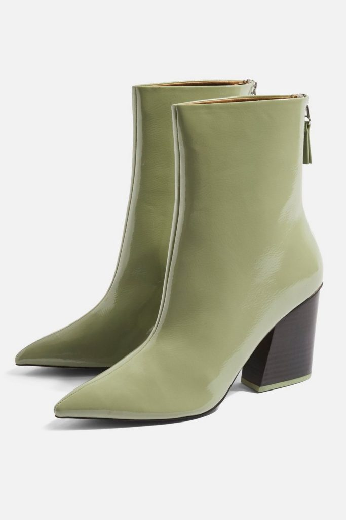 Miracle ankle boots, €68 at topshop.com