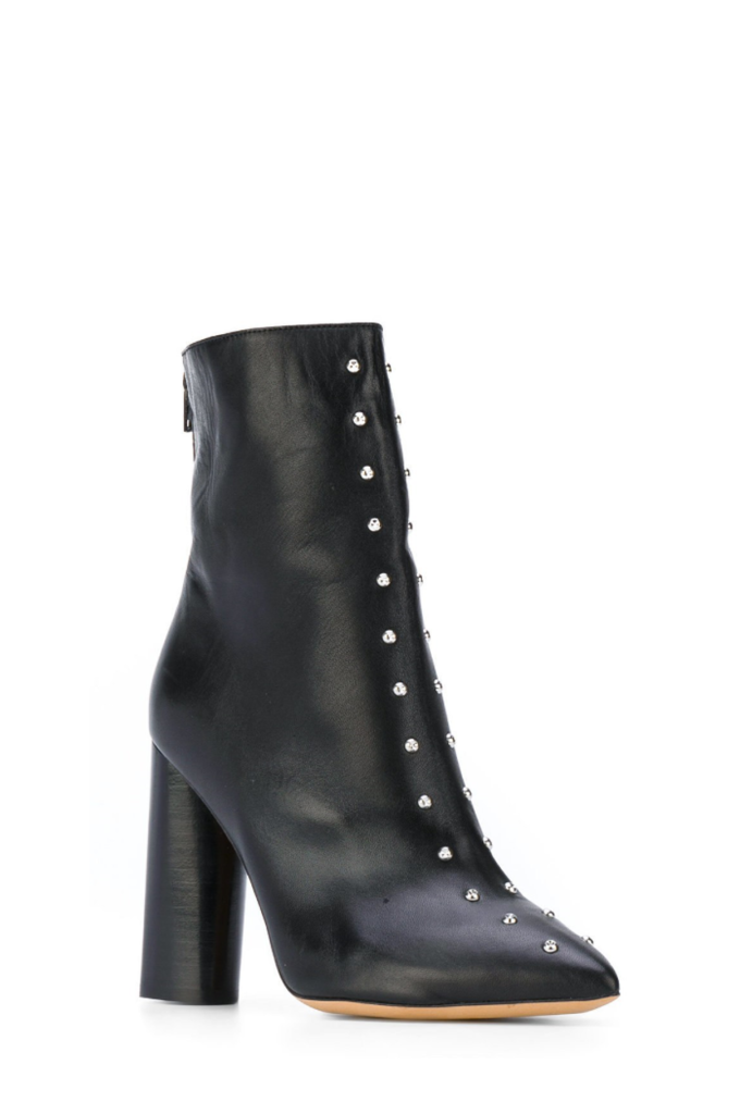 Studded boots by IRO, reduced from €659 to €188 at seagreen.ie