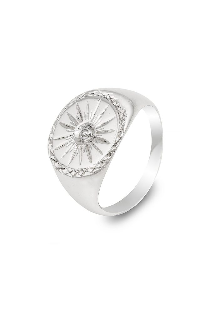 Starburst ring, €185 at thecollectivedublin.com