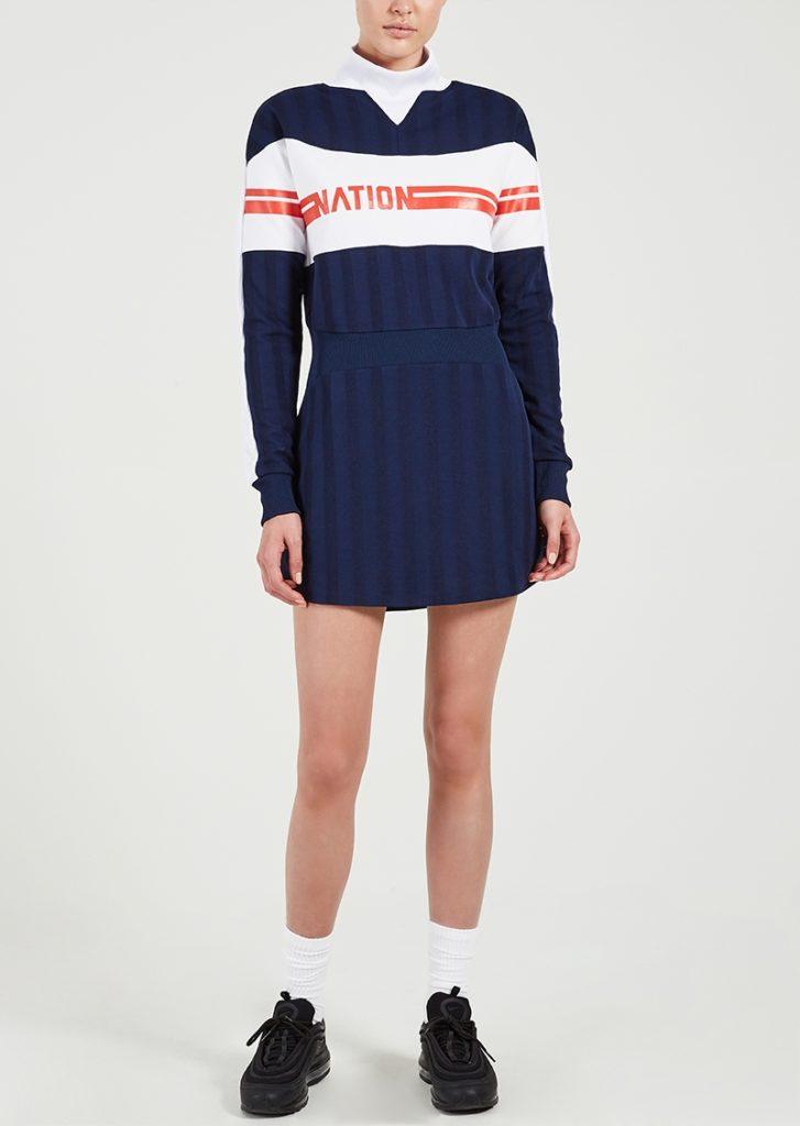 Stroker ace dress, €175 at pe-nation.com
