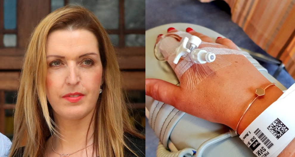 CervicalCheck - Vicky Phelan, photos via Twitter
