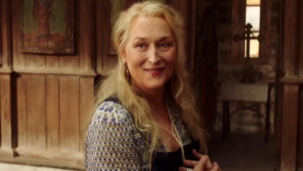 Meryl Streep Mamma Mia