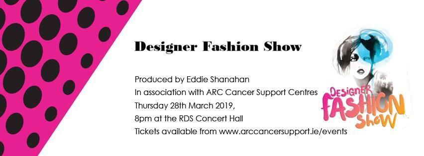 ARC cancer support fashion show