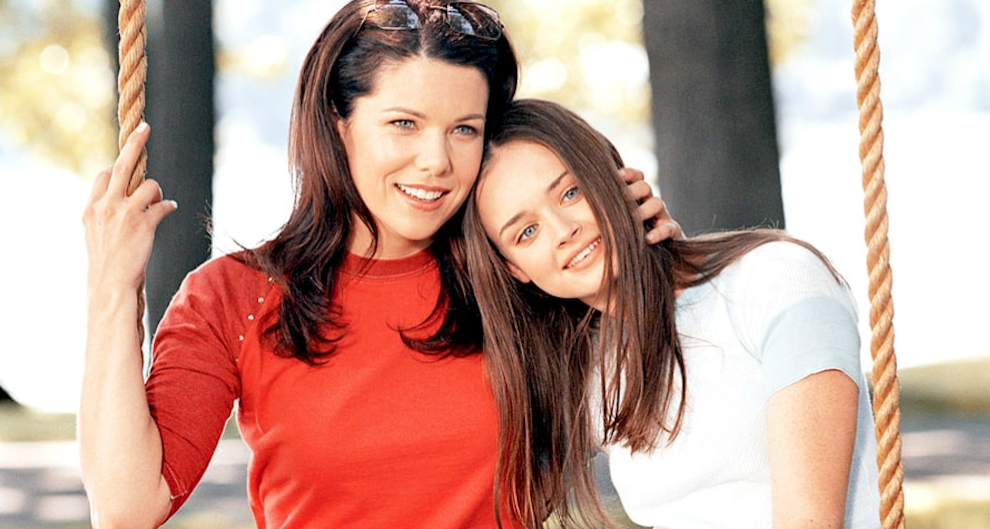 Gilmore Girls - mother and daughter