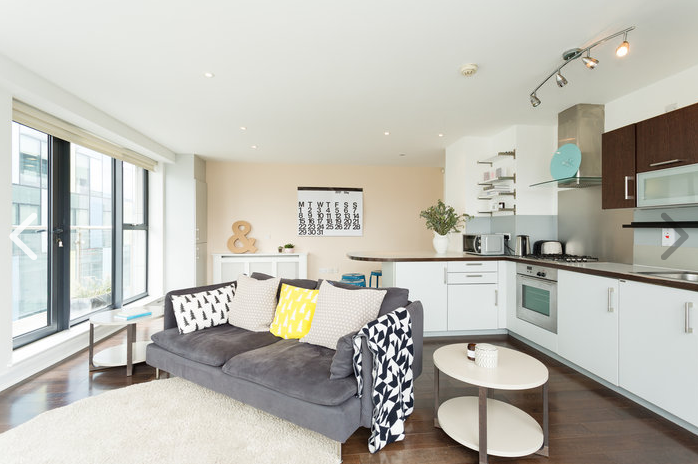 Grand Canal Dock apartment