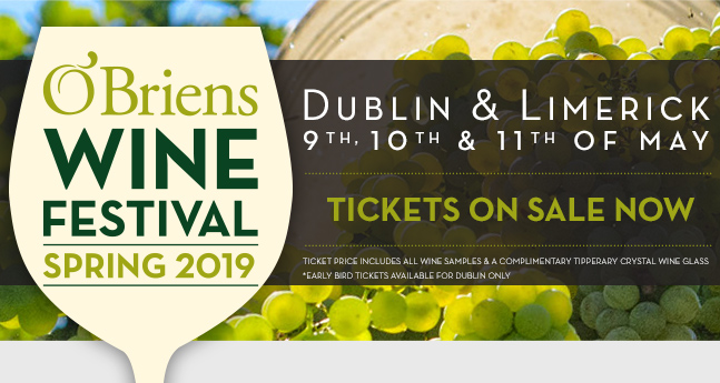 O'Briens Wine Festival