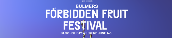 Forbidden Fruit festival