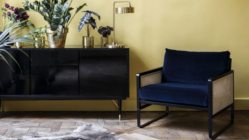 summer interiors palette