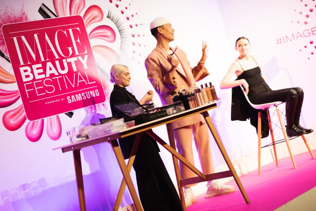 Patrick Ta Masterclass at IMAGE Beauty Festival 2019
