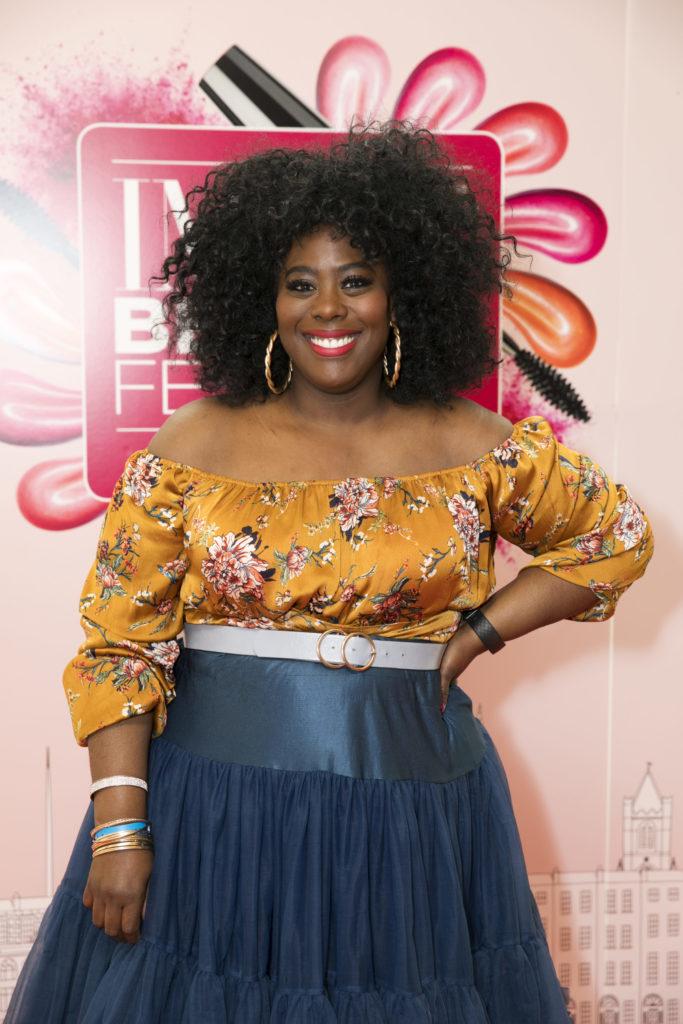 Body Positivity at Beauty Festival