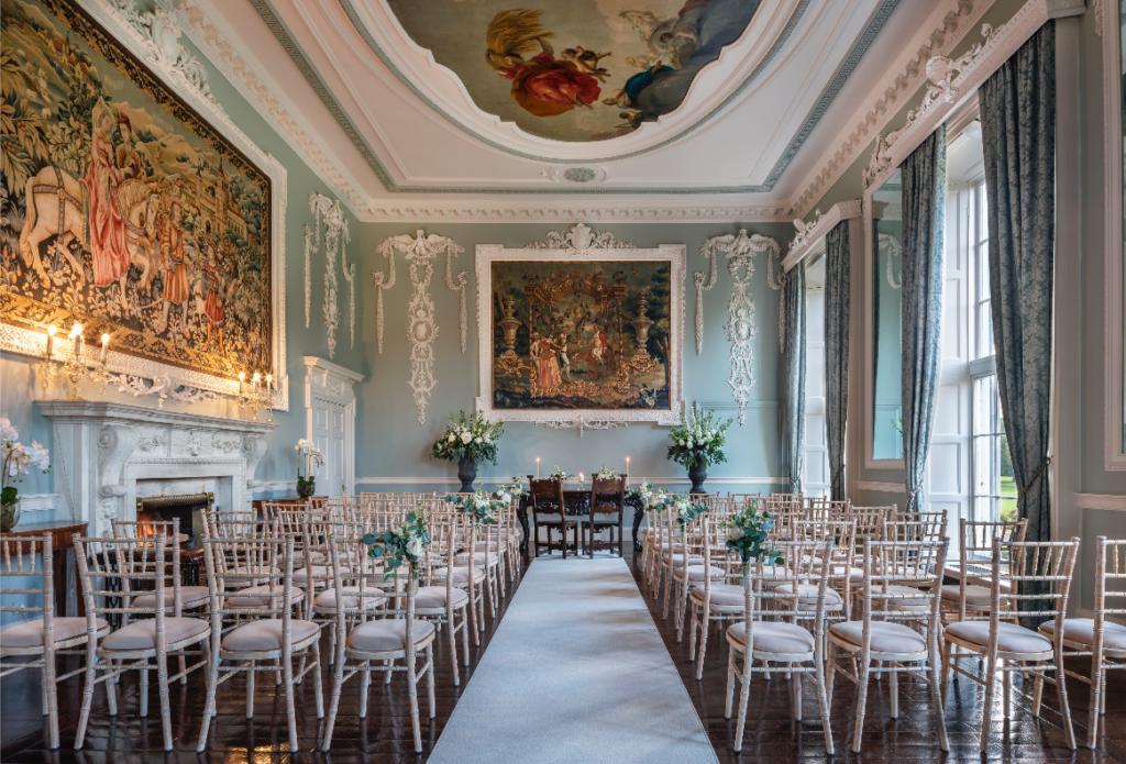 Beckham's Dublin wedding venue