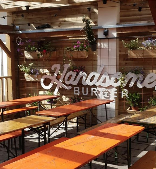 outdoor dining spots in Ireland