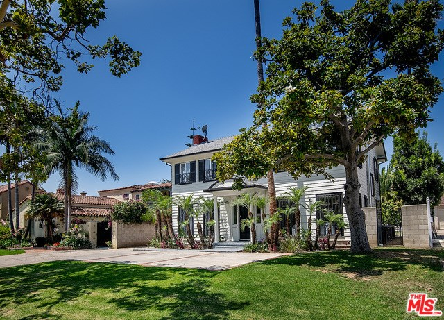 Meghan Markle's former LA house, photos by The Bienstock Group