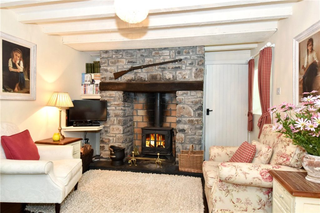 Gorse Cottage Birch Hall, Galway. Photo by Sherry Fitzgerald