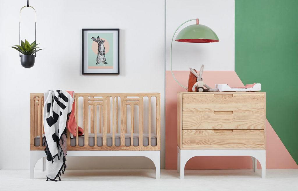 Irish nursery furniture