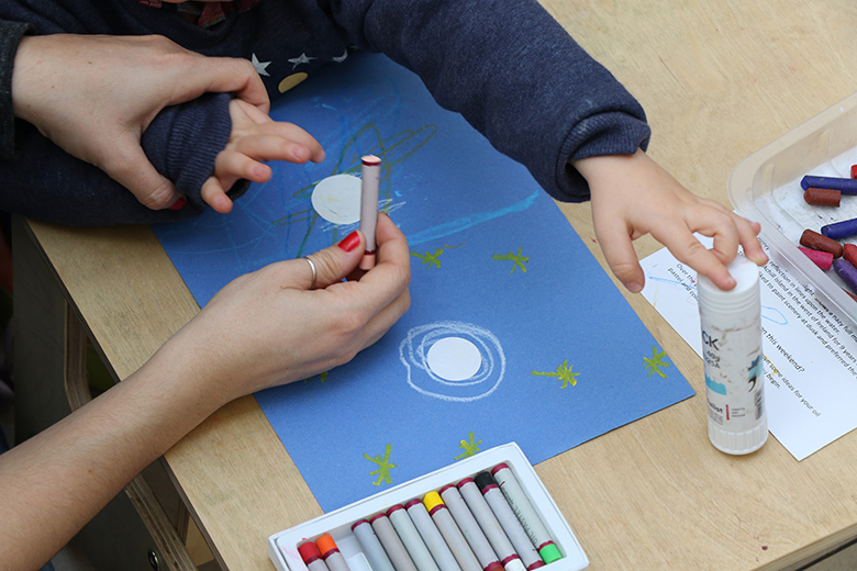 sensory-friendly workshops at the National Gallery
