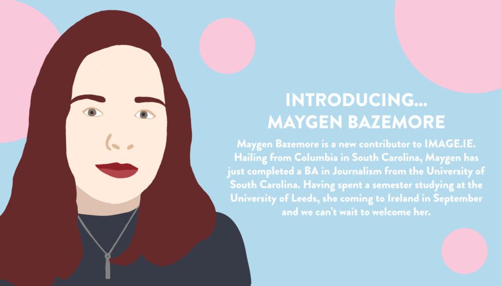 Writer Maygen Bazemore