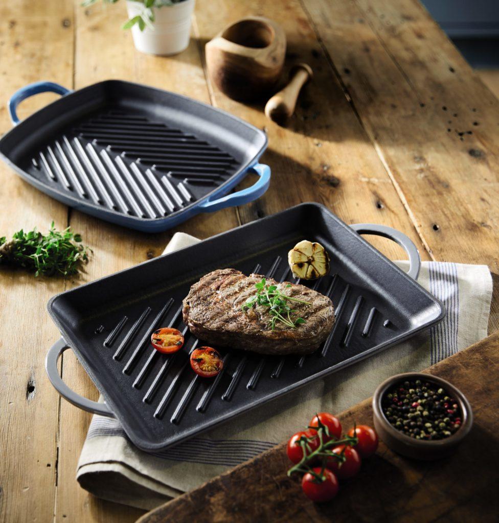 Aldi cast iron cookware
