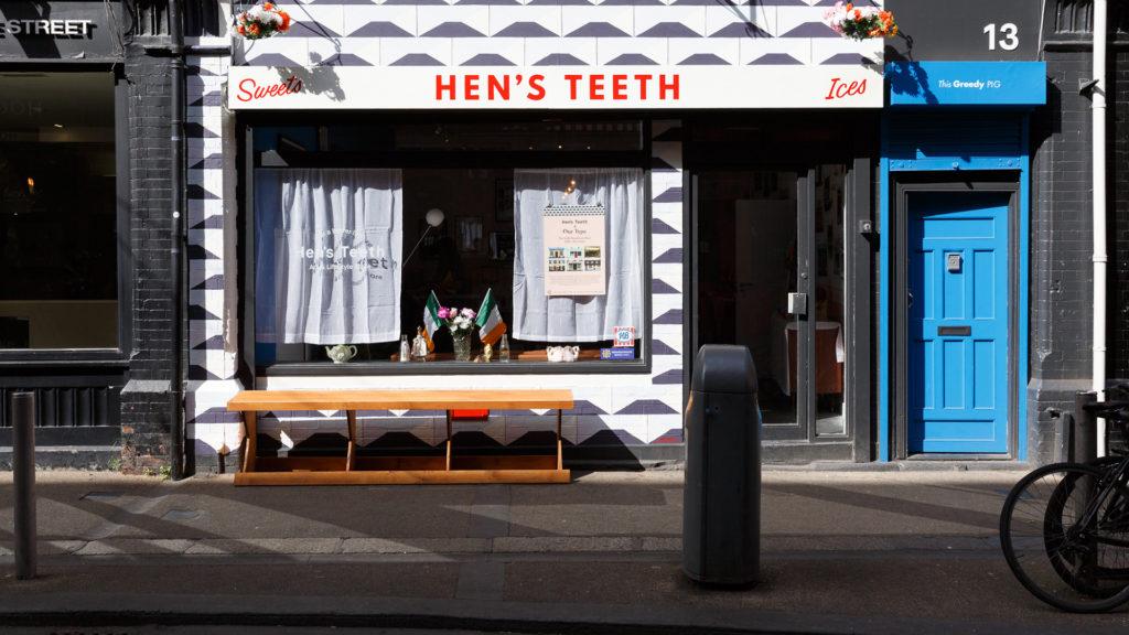 hen's teeth trevor finnegan